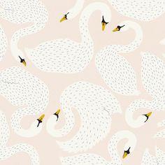 Eveline Tarunadjaja - Swans • mappingparacosms.com • pinterest: @mermaidgrime