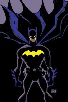 Batman by Michael Avon Oeming *