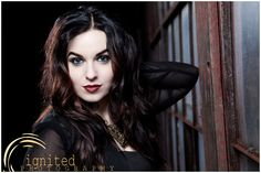 ignited Photography - Stylized Fashion - Stylist: Kait Wright - Model: Kait - Strobe Lighting