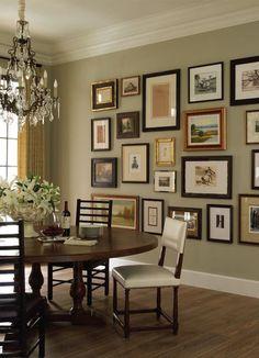 餐廳/ 畫牆(照片牆)
