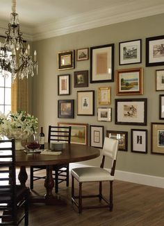 How To Make An Eclectic Gallery Wall Lots Of Ideas