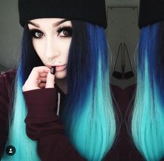 """{ FC xdecevier} """"H-Hey I'm E-Emma. I-I'm 16 a-and s-single."""" I sigh lightly """"If you h-haven't c-caught it y-yet I h-have Stutter. Um y-yeah. I-I get bullied b-badly b-but there's nothing I-I can do a-about I-It. I am very quite and p-personal. I like to sing,d-dye my hair, watch Y-YouTube,cuddle,s-shop and y-yeah. I have a-a kid named blue....Um anyways intro?"""""""