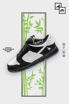 b99a3c26db Nike SB Dunk Low Pro 'Panda Pigeon' Release Date Nike Snkrs, Nike Sb
