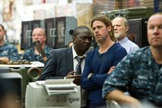 Brad Pitt in WORLD WAR Z   Trailer & Official Movie Site   See It Now