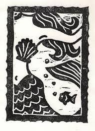Image result for art deco mermaid