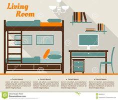 litera en sala de estar - Buscar con Google