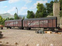 Modellbahn Freiladegleise