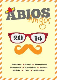 Abizeitung, Abitur, Abi-Zeitung, Cover  http://www.jilster.de/thema/21/abizeitung  Abizeitung Ideen drucken  www.jilster.de
