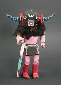 Kachina - Hopi Ogre Kachina