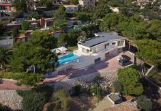 Luxury property in #Beausoleil with 200m² living area, overlooking the Principality of #Monaco