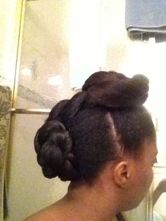 natural hair on pinterest twist outs black women and protective