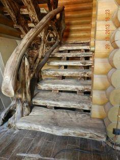 Фотоальбом: Эксклюзивные лестницы - Фото №22