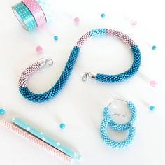 We on Facebook: http://ift.tt/2jRHDjd Beautiful Beaded Jewelry #underbeads by @underbeads Check our #AmazingPhoto WEBSTA: Tutti i colori della mia domenica pomeriggio  -  - All the colors of my Sunday afternoon  #luthopika #colors #gioielliartigianali #beadednecklace #earrings #handmade