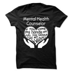 Mental Health Counselor T-Shirts, Hoodies (21.99$ ==► Order Shirts Now!)