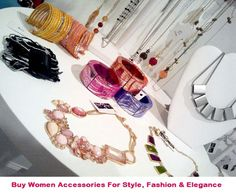 Buy Women Accessories For Style, Fashion & Elegance