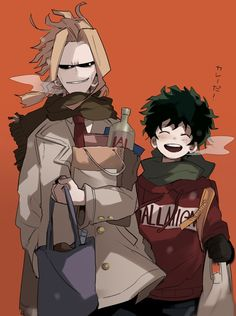 Boku no Hero Academia. I recently just started reading this and all I have to say is that I LOVE IT!!!