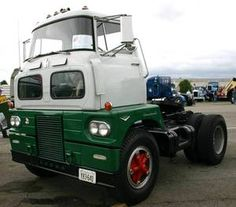 1959 International ACO-225 Sightliner COE Truck