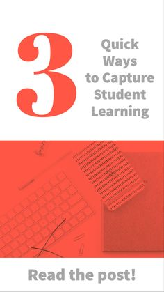 3 Quick Ways to Capture Student Learning - Class Tech Tips Best Language Learning Apps, Learning Resources, Student Learning, Teacher Resources, Teaching Kids, Science Websites For Kids, Math Websites, Reading Games For Kids, Student Self Assessment