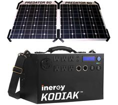Kodiak Portable Solar Generator Achieves Over 400% of its Goal in Crowdfunding