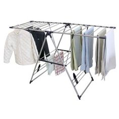 Clothes Drying Rack Costco How To Dry Clothes In Winter Without Electricity  Thrifty Ideas