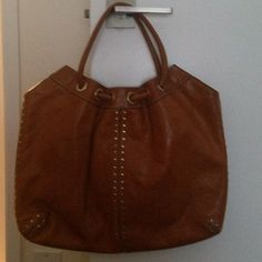 Michael Kors Authentic Luggage Color Bag