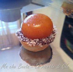 Delizia Vegan con Pesca e Cioccolato (Vegan choco peach pastry) Muffin, Pudding, Breakfast, Desserts, Recipes, Food, Morning Coffee, Tailgate Desserts, Deserts