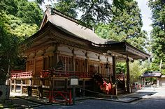 Hiyoshi shrines