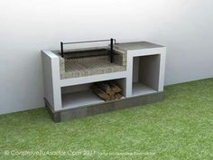 1000 images about asadores para jard n on pinterest for Asadores para carne jardin