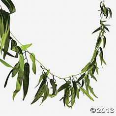 Bamboo Garland, Garland, Party Decorations, Party Themes & Events - Oriental Trading