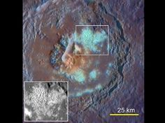 Mercury surface details