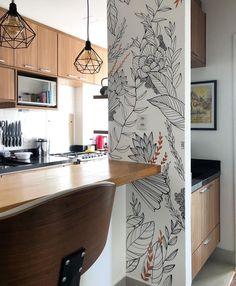 Wall Painting Decor, Mural Wall Art, Home Decor Kitchen, Diy Home Decor, Wall Design, House Design, Sweet Home, Living Room Decor, Interior Design