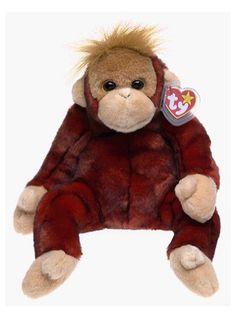 d3a9ada7cea Schweetheart The Monkey Buddy - Ty Beanie Buddies Overview
