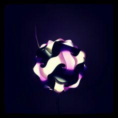 Puzzle light I made