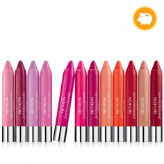 Beauty Award Winner: Revlon Just Bitten Kissable Lip Balm Stain comes in a variety of vibrant shades that are moisturizing and mistake-proof