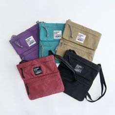 MT.RAINIER DESIGN|ORIGINAL PACK POUCH Pouch, Wallet, Textiles, Travel Backpack, Baggage, Sewing Crafts, Diy And Crafts, Purses, Leather