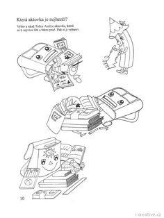 V září budu prvňáčkem 10 Snoopy, Creative, Fictional Characters