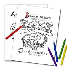 Free, printable coloring pages from Bronner's CHRISTmas Wonderland