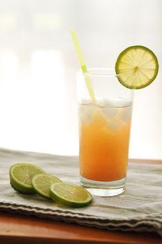 Tamarind Drink    Ingredients:    1/2 cup tamarind pulp  1 cup water  1/4 cup sugar  lime