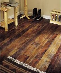 Old Hardwood Floors Rustic Reclaimed Oak Flooring Parquet Timber