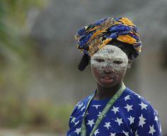 Makua Woman (Matemo...: Photo by Photographer Fatima Serrao Gomes - photo.net
