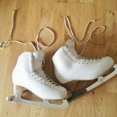 L. O. V. E.   It's in the skates