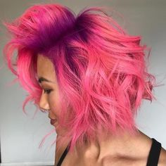 """4,832 Likes, 18 Comments - Pulp Riot Hair Color (@pulpriothair) on Instagram: """"@hair_princess_steph is the artist... Pulp Riot is the paint."""""""
