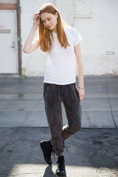 Brandy ♥ Melville | Susannah Pants - Bottoms - Clothing