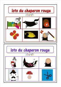 Le petit chaperon rouge : loto – MC en maternelle Three Little Pigs Houses, French Kids, Tot School, Too Cool For School, Fairy Tales, Animation, Education, Albums, Petite Section