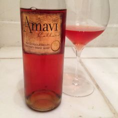 This awesome Amavi ($23 here) has delicious cherry pastry and strawberry flavor. I loooove rosés made from Cab Franc