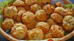 Párty žemličky so šunkou a syrom hotové do pol hodiny!