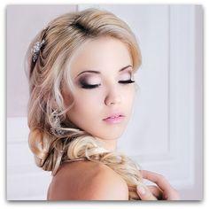 makijaz ślubny dla blondynek - Szukaj w Google