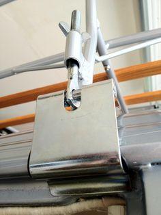 roof rack clamp