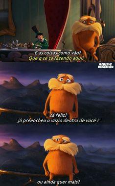 Disney Cartoons, Funny Cartoons, Disney Marvel, Disney Pixar, O Lorax, Dreamworks, Cartoon Movies, Dark Fantasy Art, Series Movies
