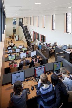 Interieur Lorentzschool Leiden | atelier PRO